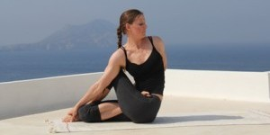 Ashtanga Yoga Instructor Caroline Klebl Yoga Teacher Training Certification